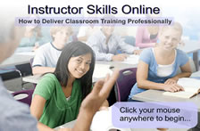 instructor skills online training
