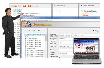 U2Course Creator Software