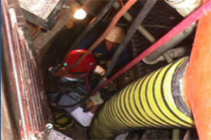 canada confined spaces worker training
