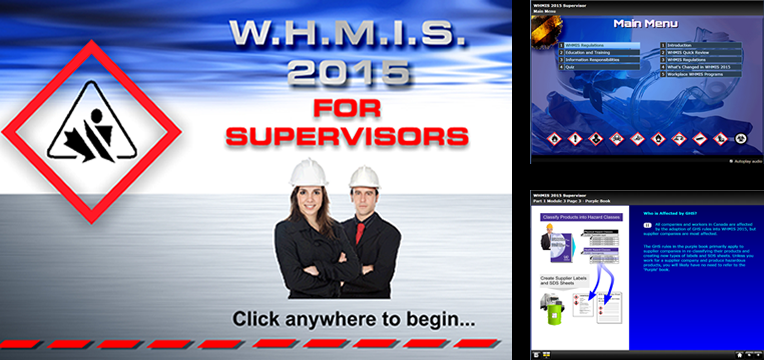WHMIS 2015 for Supervisors