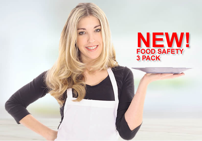 food safety certificate training food handler image